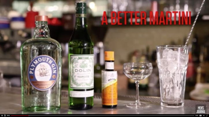 30-Second Cocktails: A Better Martini