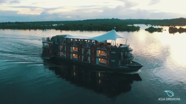 Cruise the World's Wildest Rivers With Jean-Michel Cousteau