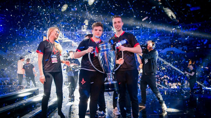 340,000 People Watched Esports Tournament 'Intel Extreme Masters' in Virtual Reality