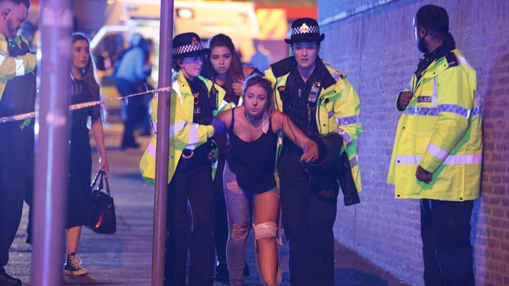 Manchester Bombing: 22 Killed in Terror Attack Outside Ariana Grande Concert