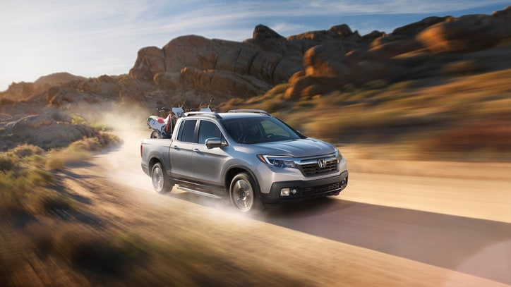 Test Drive: 3,556 miles in the 2017 Honda Ridgeline