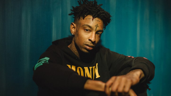 Inside 21 Savage's 'Plain Jane' Swagger