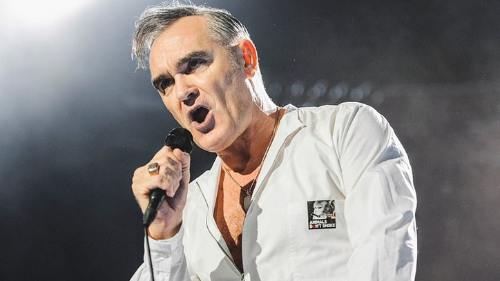 Hear Morrissey's Recluse Fight Song, 'I Wish You Lonely'