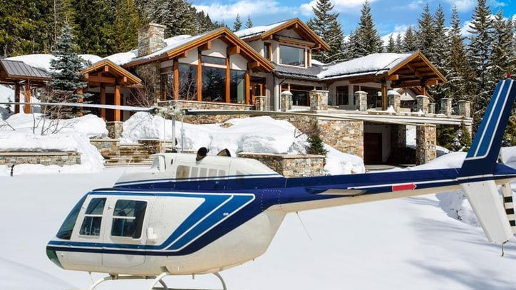 Shelter of the Week: An Unreal Ski Lodge in British Columbia