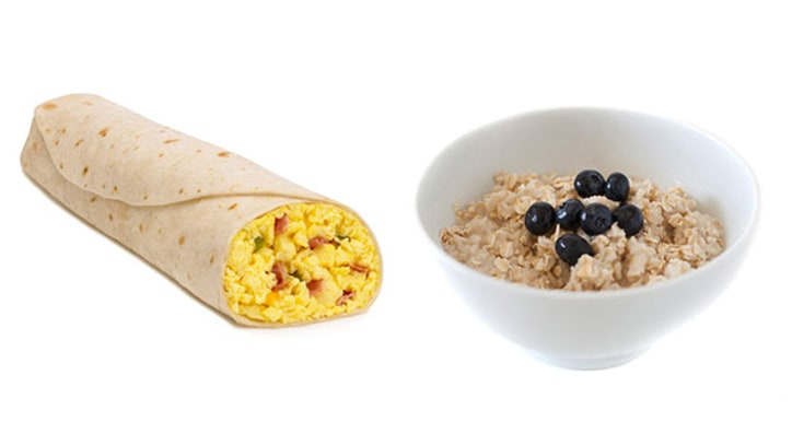 10 Healthy Breakfasts You Can Eat on the Run