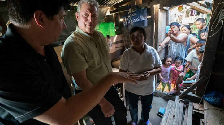 An Inconvenient Sequel: 10 Years On, Al Gore Continues to Fight Global Warming