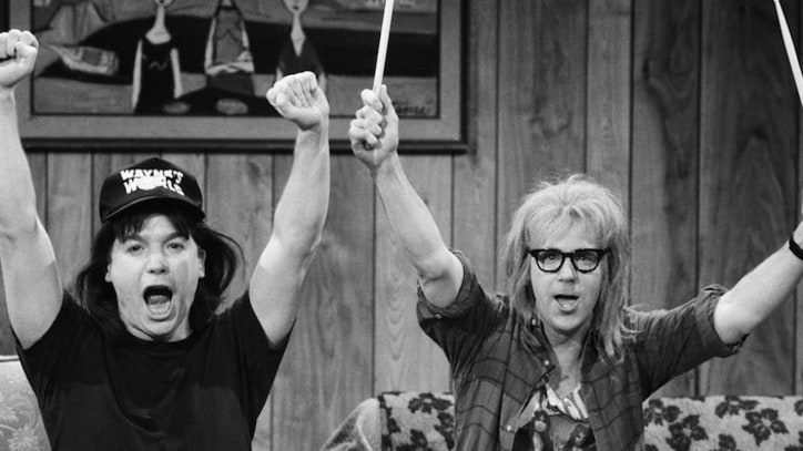 'Wayne's World' Returning to Cinemas for 25th Anniversary