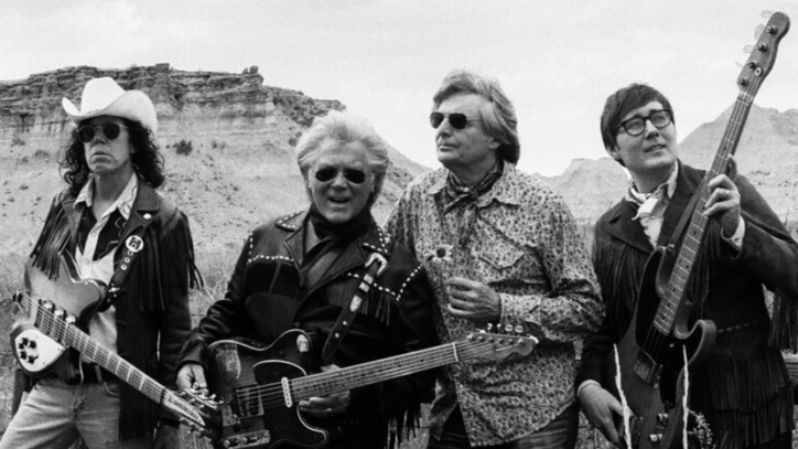 Watch Marty Stuart's Majestic 'Time Don't Wait' Video