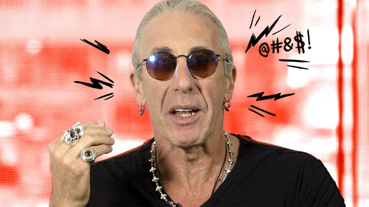 3 Things That Piss Off Dee Snider