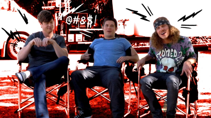 Watch 'Workaholics' Trio Complain About Swamp-Ass, Whales, Shoe Racism