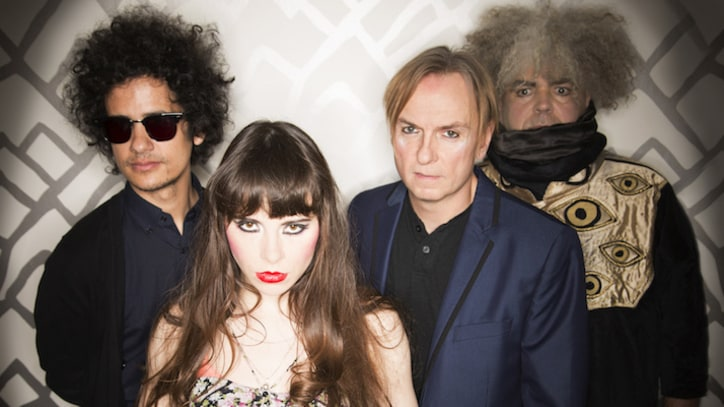 Hear At the Drive-In, Melvins Supergroup's Menacing New Song 'Crystal Fairy'