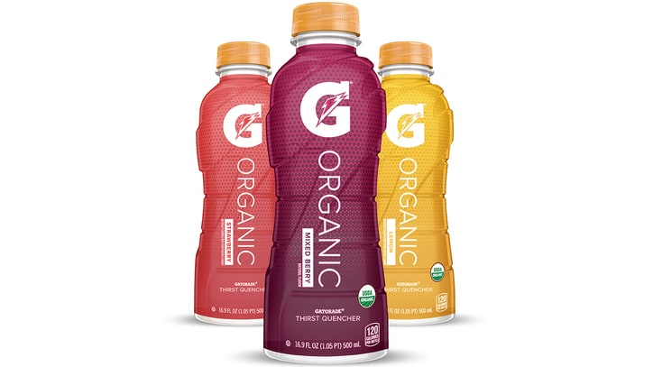Is Organic Gatorade Any Healthier For You?