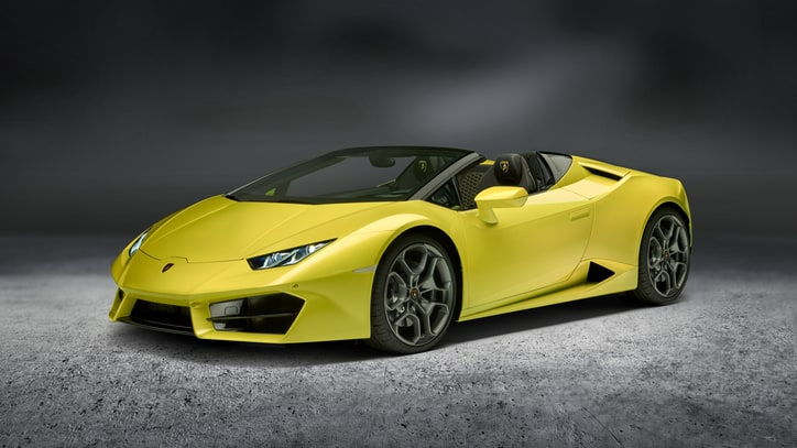 Test Drive: A Long Weekend With Lamborghini's RWD Huracán Spyder