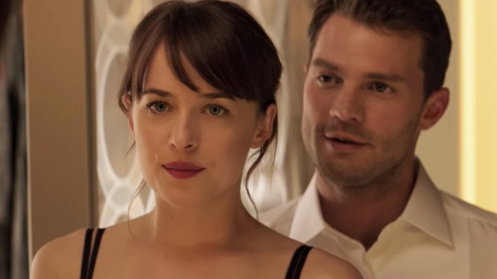 Watch Alluring First Trailer for 'Fifty Shades Darker'