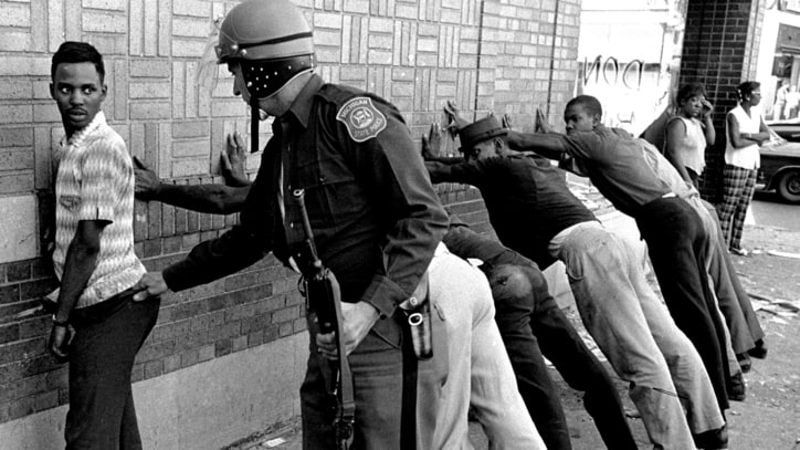 Flashback: Detroit Erupts Into Race Riots in 1967
