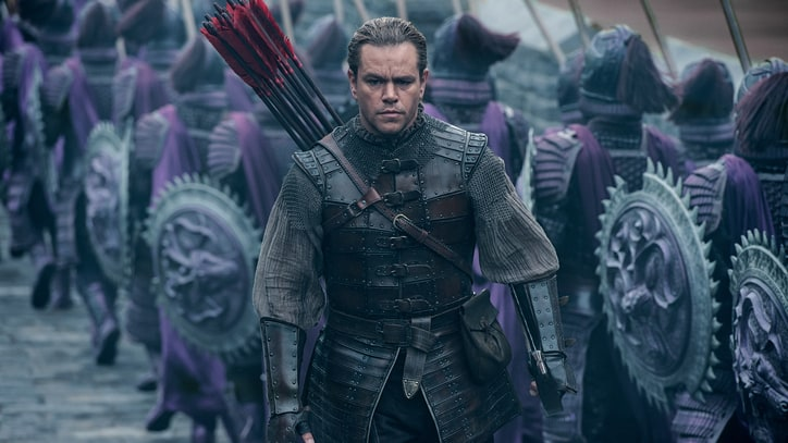 'The Great Wall' Review: Matt Damon Battles Monsters, Blockbuster-Audience Boredom