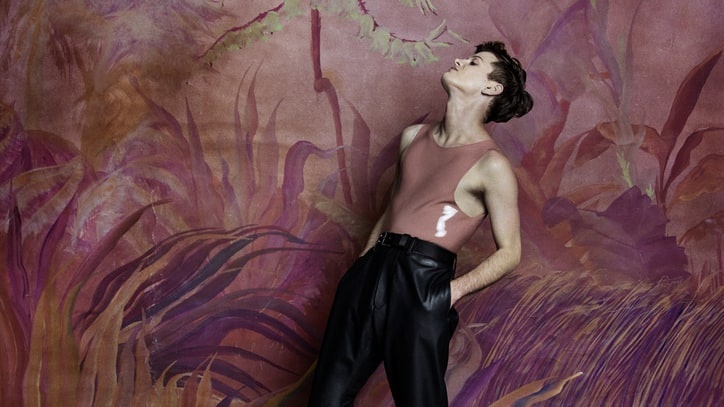 Review: Perfume Genius' Goth-Glam Gets Optimistic on 'No Shape'