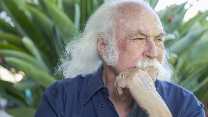 David Crosby Talks Solo Rebirth, End of CSN