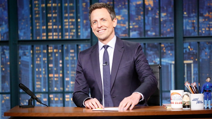 'SNL' Veterans Seth Meyers, Michael O'Brien Unite for New NBC Sitcom