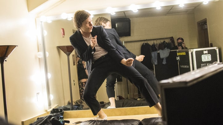 Cage the Elephant: See Rowdy Behind-the-Scenes Photos