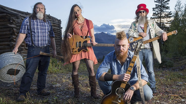 See Americana Rock Group the Ben Miller Band's Wild Salute to Kurosawa