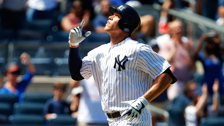 Aaron Judge: Baseball Player's Game-Worn Jersey Sells for Record Amount