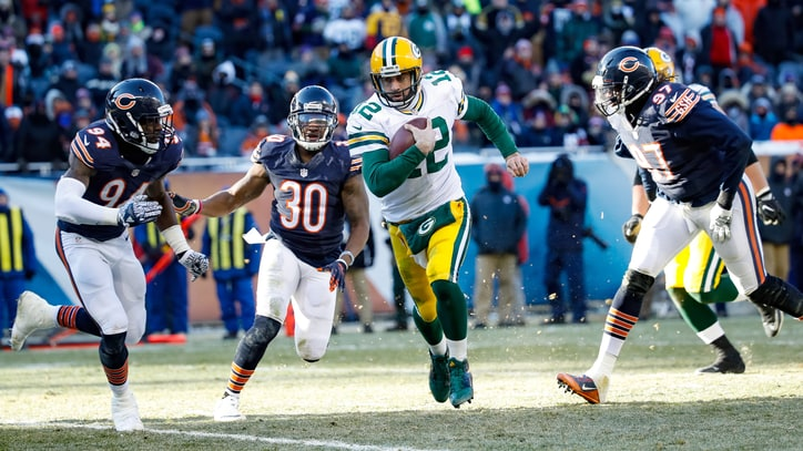 Here Come the Packers Again, and Aaron Rodgers Is Key