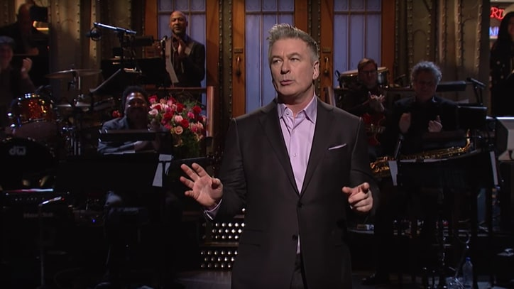 Alec Baldwin on 'SNL': 3 Sketches You Have to See