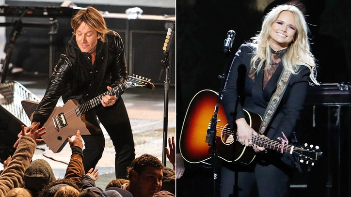 Keith Urban, Miranda Lambert, Maren Morris Lead ACM Awards Nominations