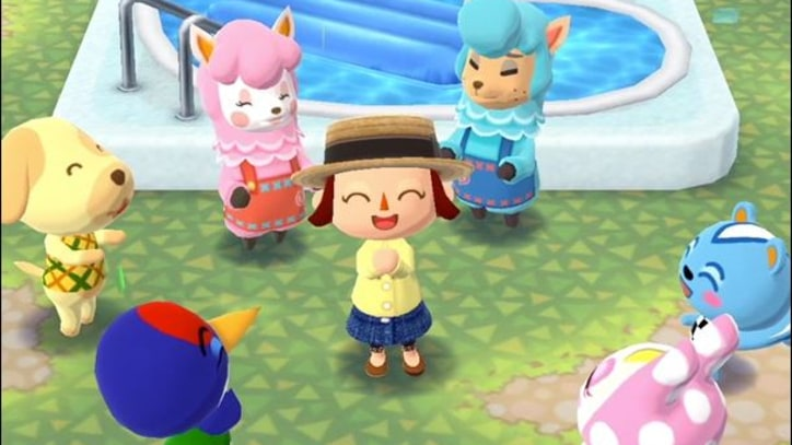 'Animal Crossing: Pocket Camp' Feels Like Going Home