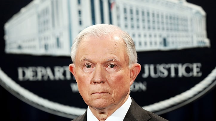 Jeff Sessions Orders Harsher Sentences, Taking U.S. Policy Back to 1980s
