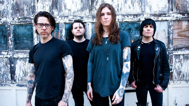Watch Against Me!'s Kaleidoscopic 'Haunting, Haunted, Haunts' Video