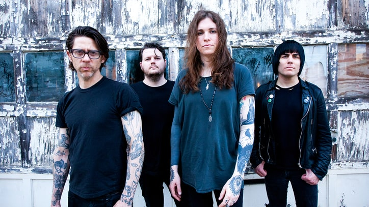 Review: Against Me!'s 'Shape Shift' Searches for Post-Transition Love
