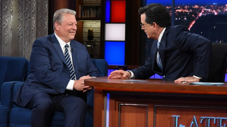 Al Gore on Climate Change: 'We Can Solve This And We Will Solve This'