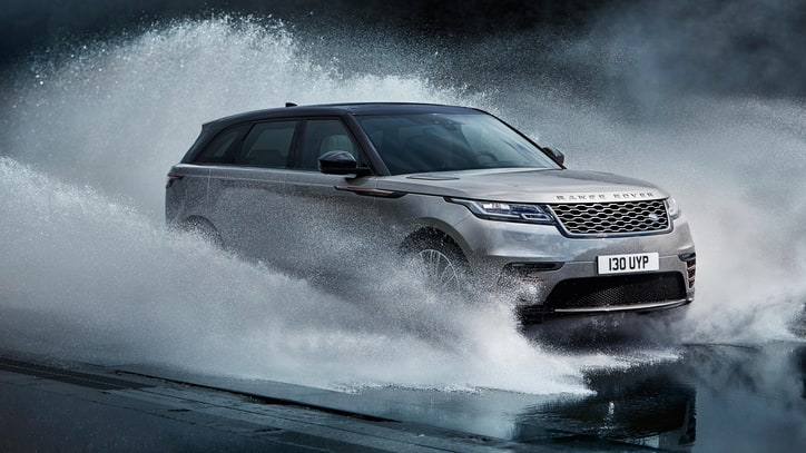 5 Things We Love about the New Range Rover Velar