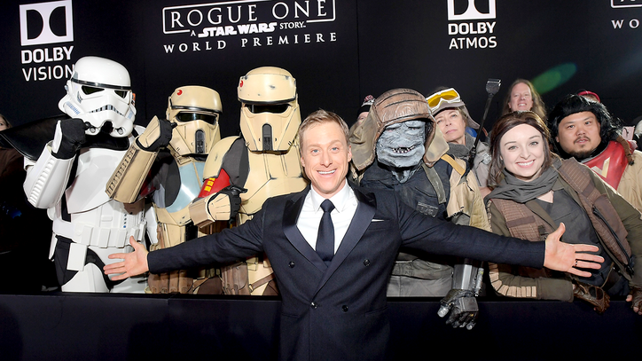 'Rogue One' Star Alan Tudyk on Playing 'Halo' with Nathan Fillion