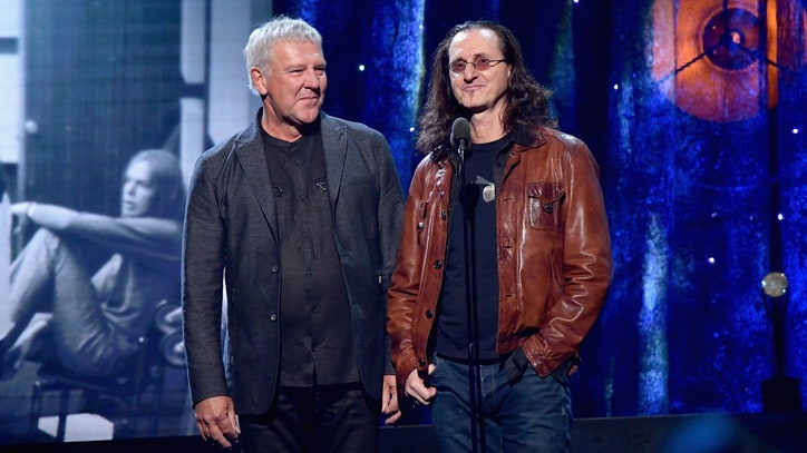 Rush's Geddy Lee, Alex Lifeson Talk 'Over-the-Top' Yes Fandom