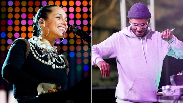 Hear Alicia Keys, Kaytranada's Upbeat 'Sweet F'in Love'