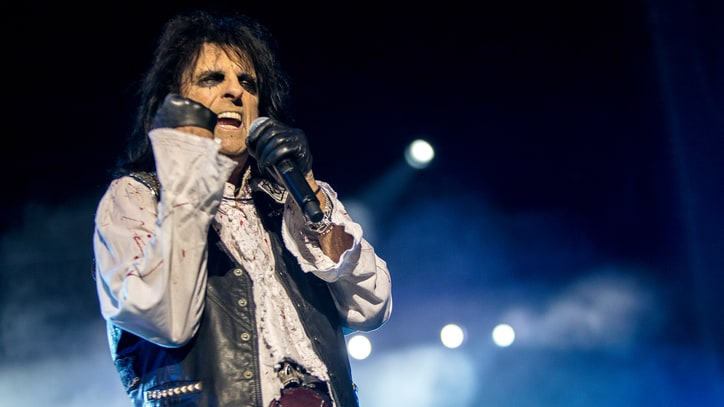 Listen to 'Rolling Stone Music Now' Podcast: Alice Cooper