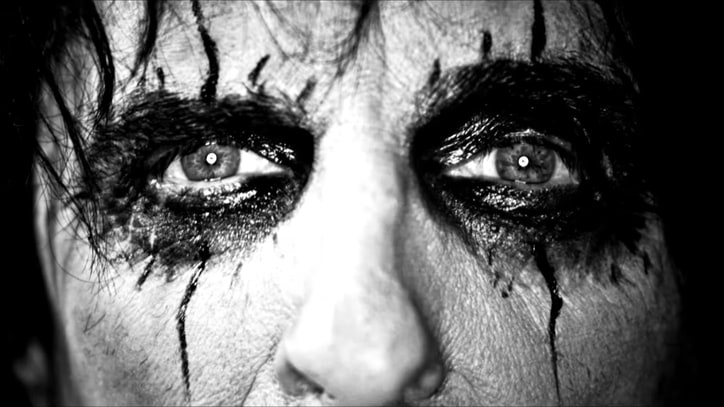 Watch Alice Cooper's Creepy 'The Sound of A' Video