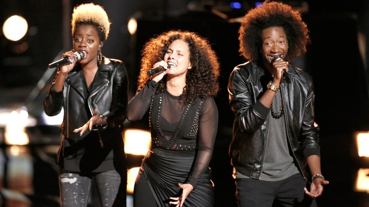 Watch Alicia Keys, Adam Levine Perform Heated 'Holy War' on 'The Voice'
