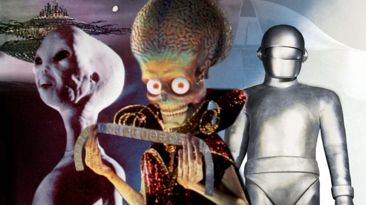 Mars Attacks: Breaking Down 5 Types of Alien-Invasion Movies