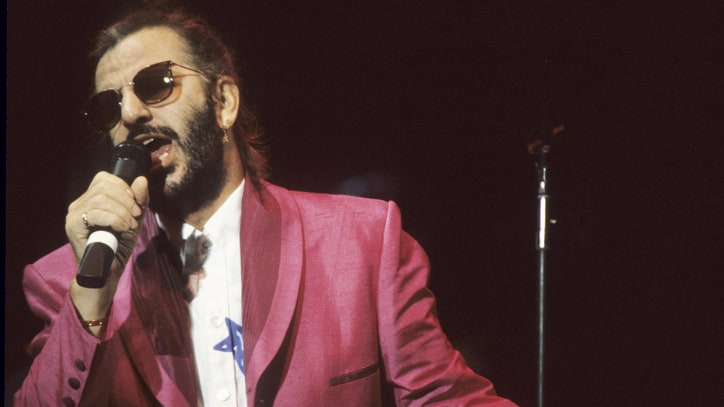 Flashback: Ringo Starr and His All-Starr Band Play 'The Weight'