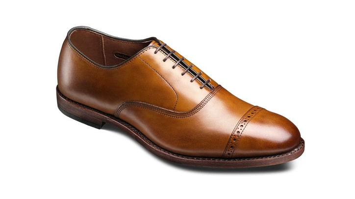 8 Classic Leather Dress Shoes