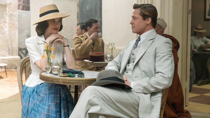 'Allied' Review: Brad Pitt's WWII Romance-Thriller Is Dapper, D.O.A.