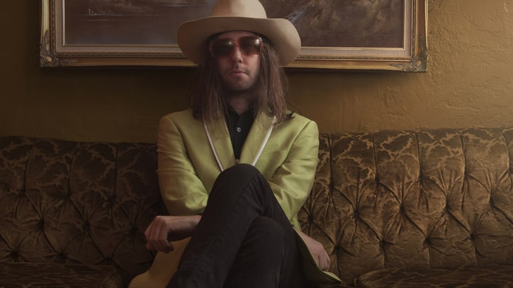 See Aaron Lee Tasjan's Vintage Video for 'Memphis Rain'