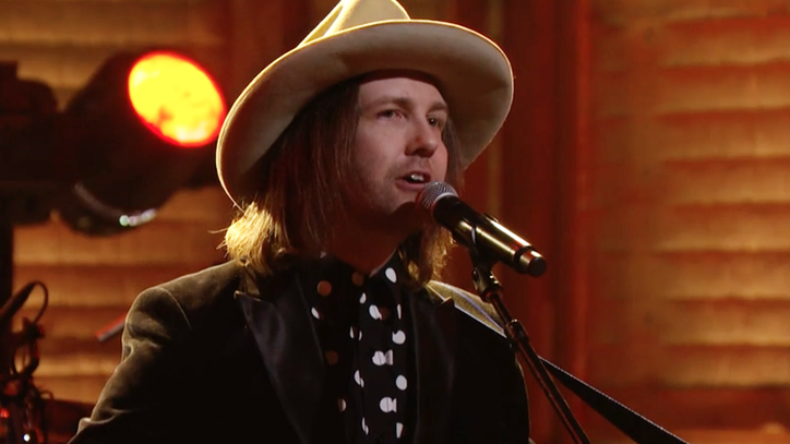 See LSD Cowboy Aaron Lee Tasjan's Quirky 'Little Movies' on 'Conan'