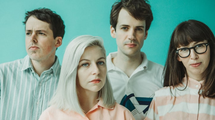 Review: Alvvays Offer Noise Candy, Pretty Visions of Escape on Second LP