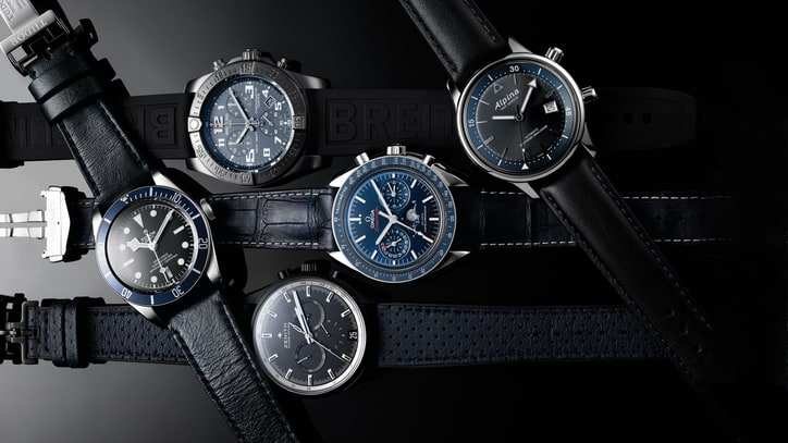 These Dark Times: 6 Elegant Black and Blue Watches
