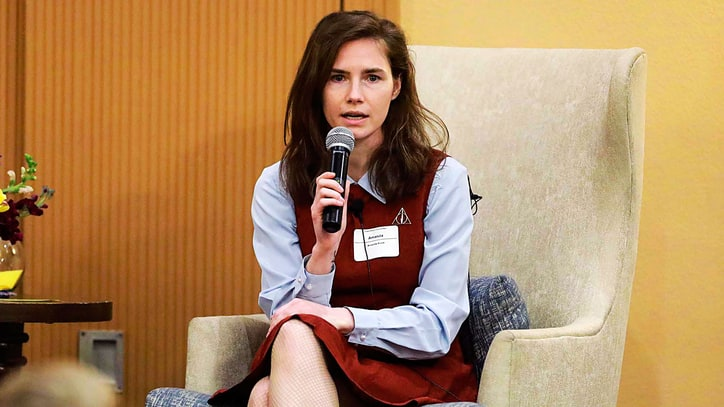 Amanda Knox on Life After Wrongful Conviction